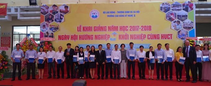Vietnamese wastewater workers complete German training programme