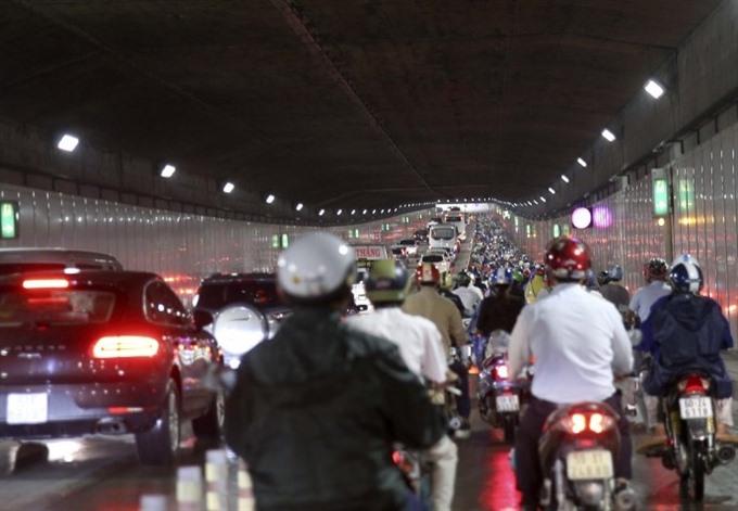 Traffic jams blight east HCM City