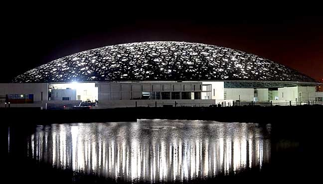 The Louvre Abu Dhabi first of its kind