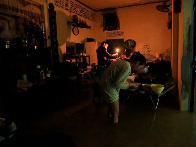 Historic flood hits Huế killing 9