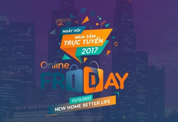 Online Friday 2017 kicks off