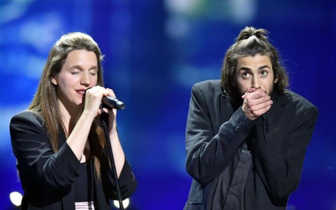 Heart transplant for Portugals Eurovision winner