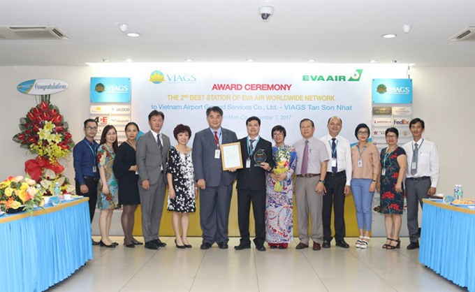 Vietnam Airlines member ranks second in global network