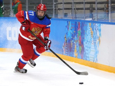 Six Russian ice hockey players banned for doping
