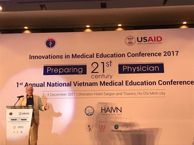Innovation in medical-ed highlighted