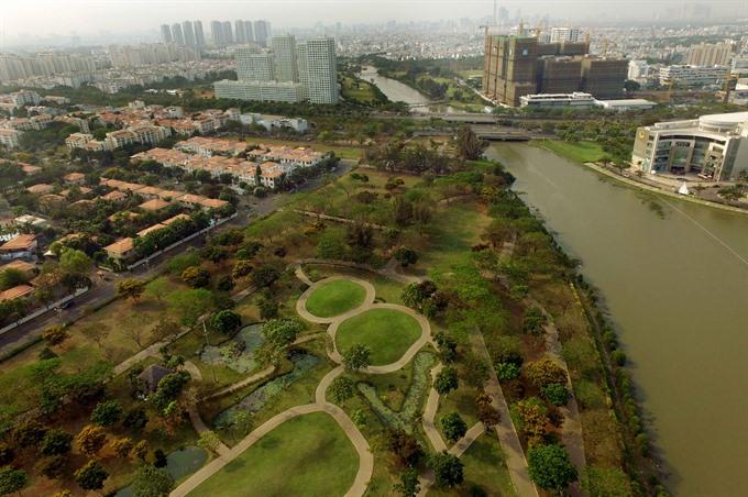 VN needs more green urban development
