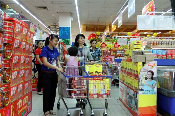 Retail sales and services reach almost 175 billion