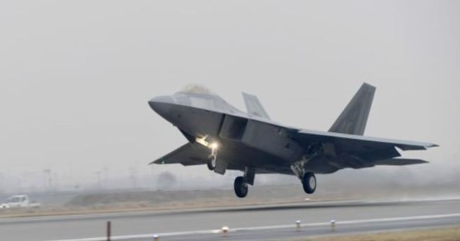 S. Korea US begin massive air combat drills