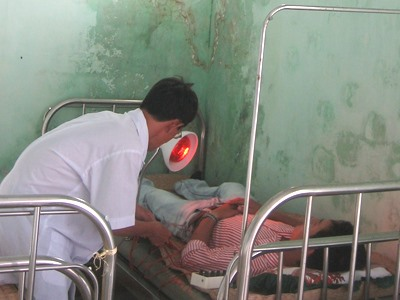 Clinics in Nha Trang City deteriorated