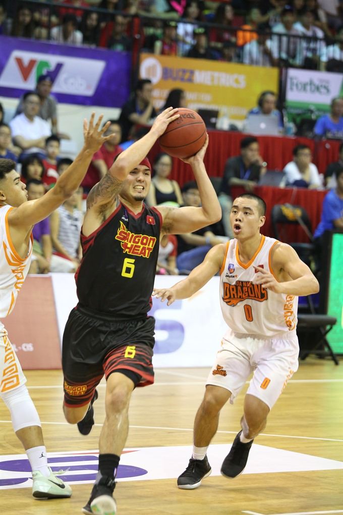 Saigon Heat to exceed ABL play-offs this season