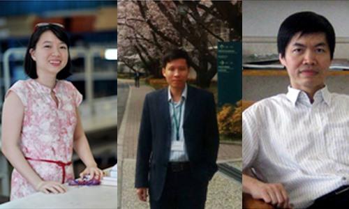 VN scientists featured in elite journal