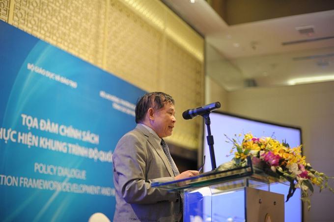 Vietnamese Qualifications Frameworks implementation faces challenges