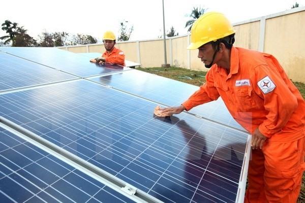 Việt Nam Korea seek co-operation in renewable energy