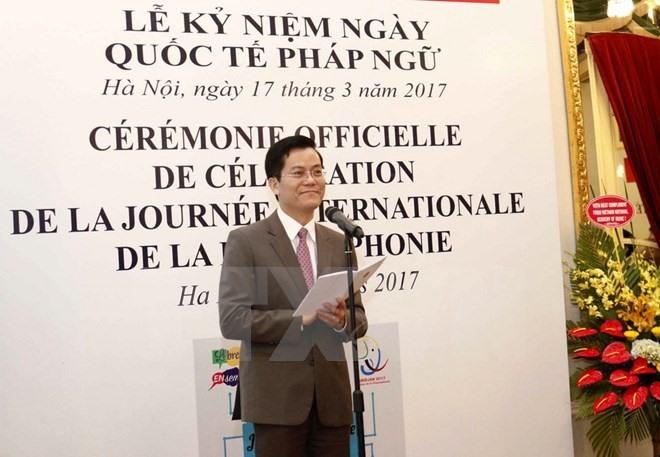 Vietnam promotes solidarity cooperation in Francophone community