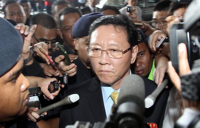 Pyongyang bans Malaysians from leaving North Korea: KCNA
