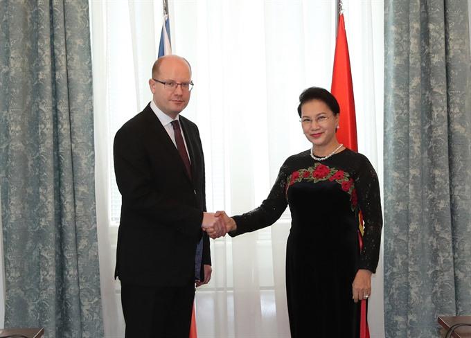Việt Nam Czech Republic eye enhanced co-operation