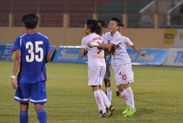 Hoàng Anh Gia Lai win 4-1 over Chinese Taipei in U19 internationals