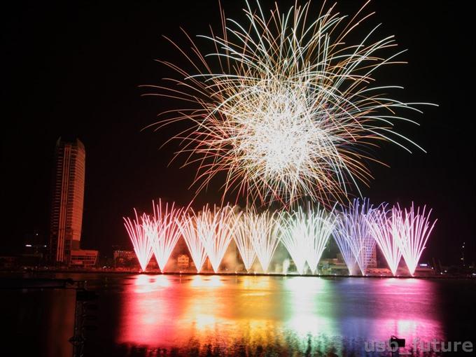 Đà Nẵng fireworks to light up the skies
