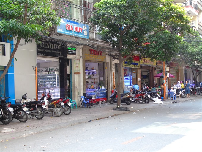 HCM City district to get a 'jewellery street