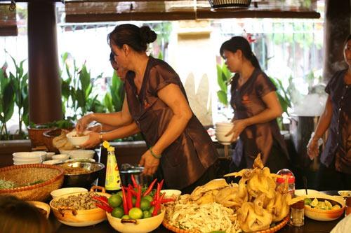 Quán Ăn Ngon restaurants join International Food Fest 2017