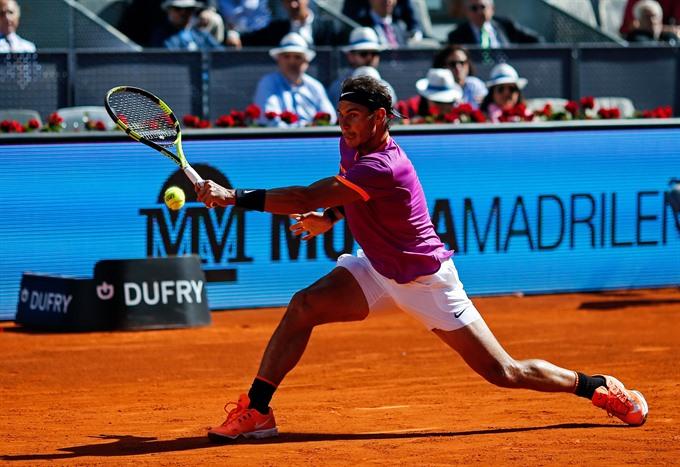 Djokovic Nadal struggle in Madrid openers