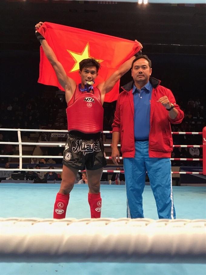 Nhất wins seventh title Đức claims first
