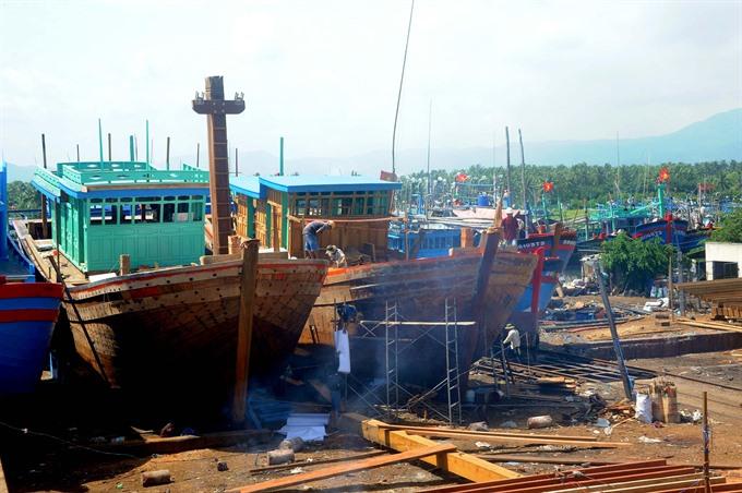 Fishermen furious over sub-standard boats
