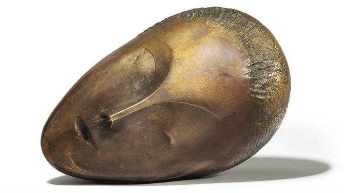 Brancusi bronze sells for 57mn in New York