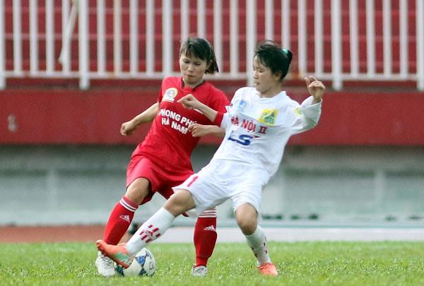 Phong Phú Hà Nam beat Hà Nội 2
