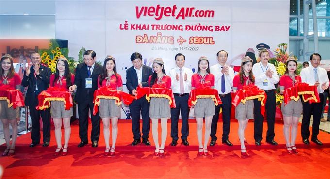 Vietjet announces new international route