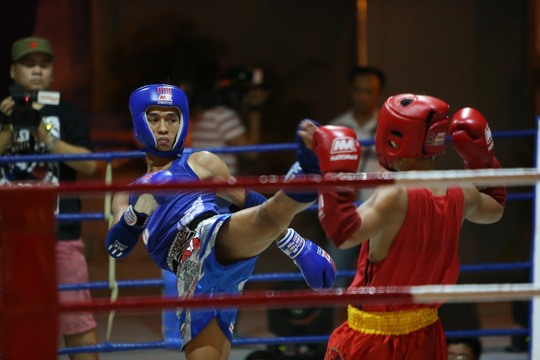 HCM City take top spot in muay tourney