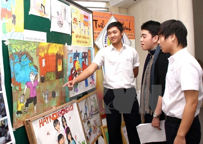 VN ups fight against domestic violence