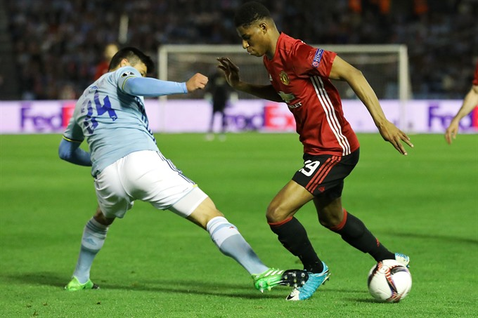 Mourinho awed by wonder kid Rashfords work rate