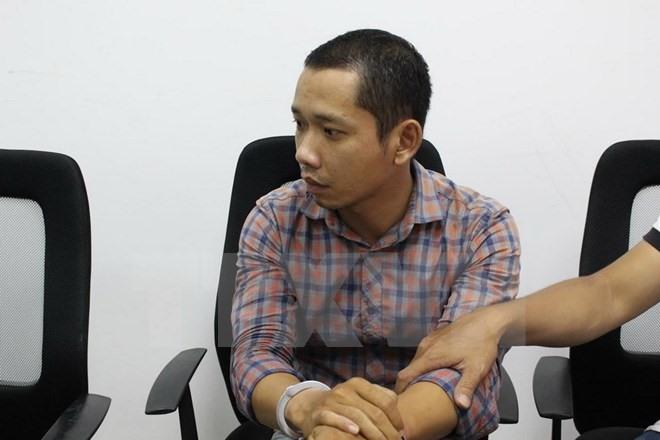 Trà Vinh robbery suspect arrested
