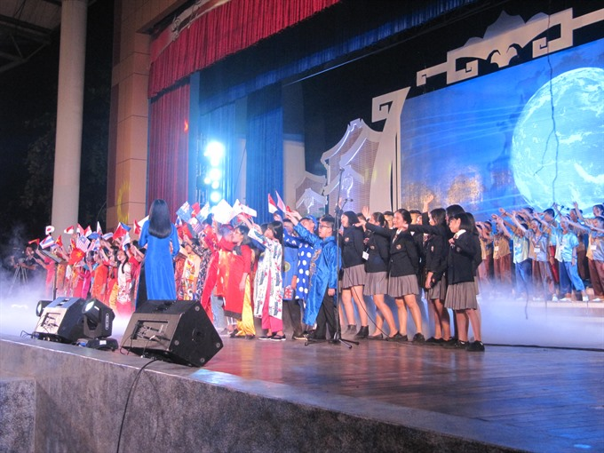 Filipino team wins top prize at International Choir Competition