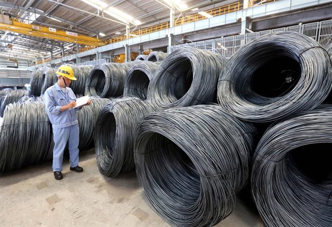 Steel industry to grow 12-15%