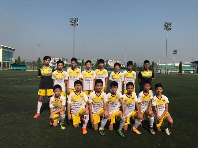 Hà Nội U13 Club to compete in Gothia Cup