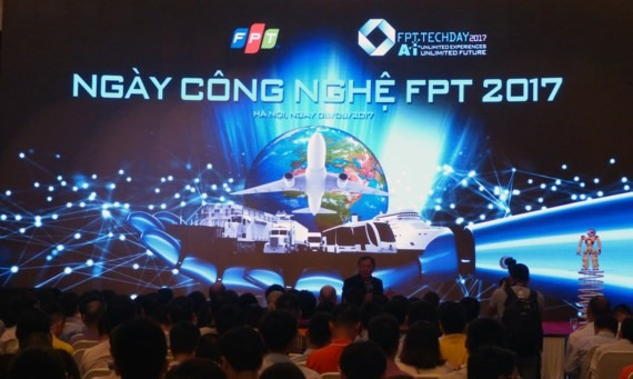 Experts gather at FPT Techday 2017 to discuss artificial intelligence development