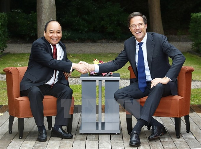 PMs of Việt Nam Netherlands vow to deepen ties