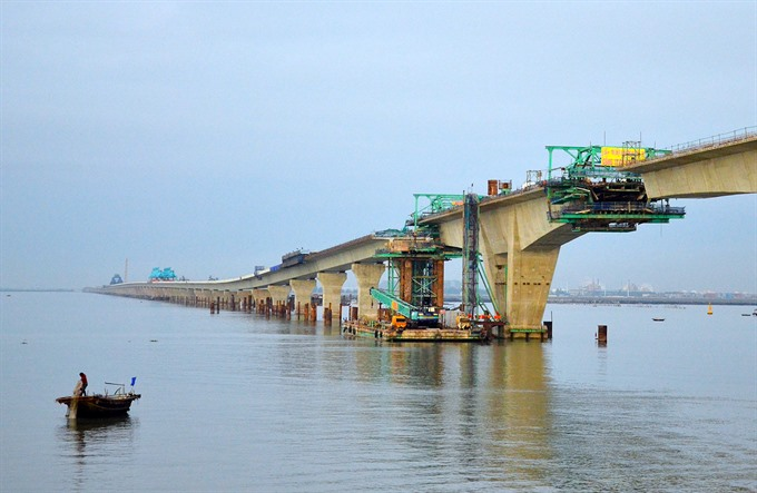 Flaws found on major bridge