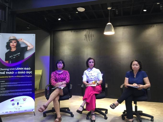 Vulnerable Vietnamese youth get leadership skills education
