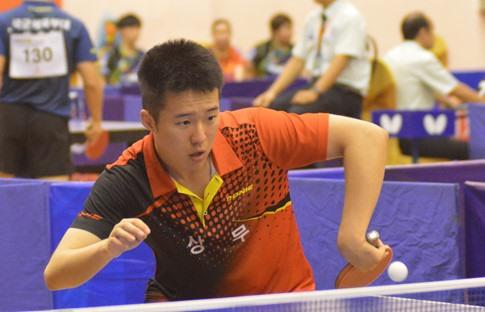 Park Chan Hyeok wins Golden Racket TT event