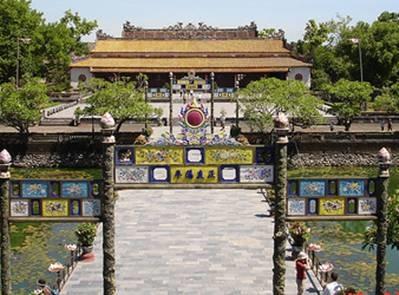Huếs Thái Hoà Palace to undergo restoration