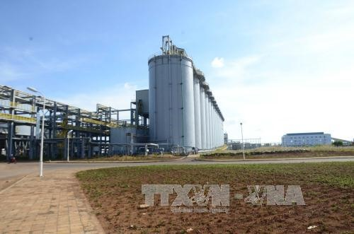 Aluminum pollution in Đắk Nông