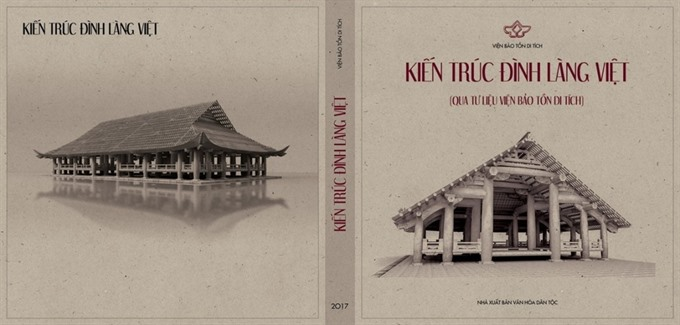 Book on Việt Nam communal house architecture released
