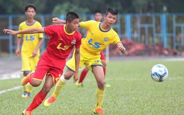 Viettel enter national U15 football final