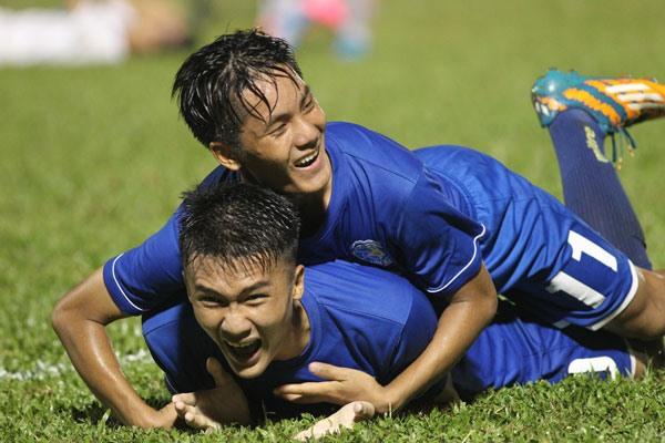 PVF win semis to meet Viettel in U15 final