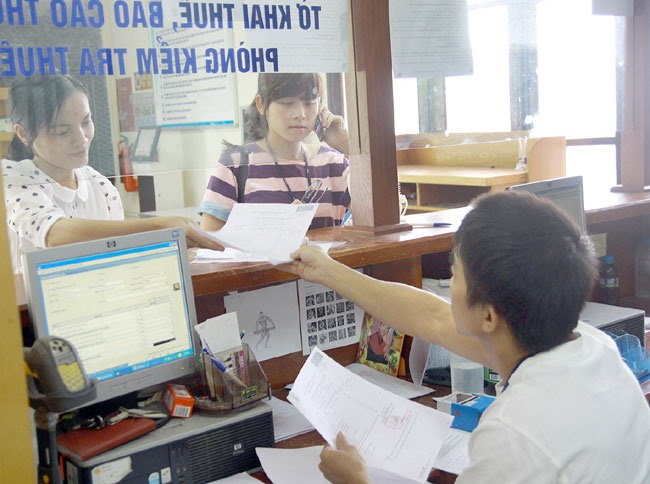 Hà Nội tax department uses IT to prevent tax losses