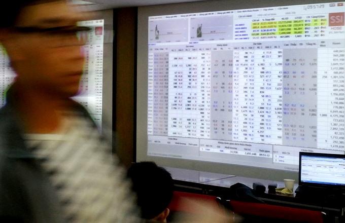 Markets fall on investor sentiment