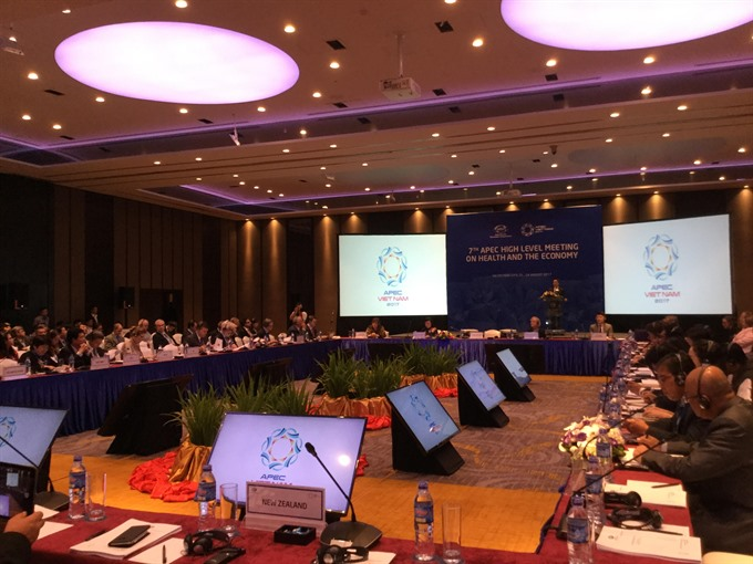 APEC looks to new strategies to finance health care services